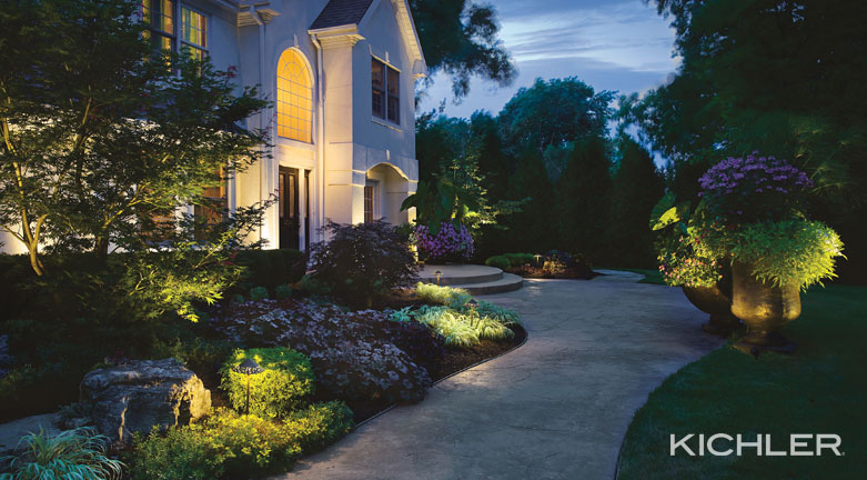 The secret to outdoor lighting design burgess lighting